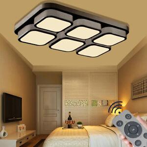Details zu 64W 72W LED Deckenlampe Beleuchtung Wohnzimmer Schlafzimmer  Deckenleuchte Lampe
