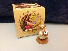 Wee Forest Folk, M-250 Pudding Anyone?, New in Box