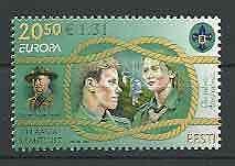 Europa - CEPT Estonia 2007 MNH **.