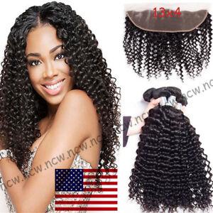 13x4-Lace-Closure-With-3-Bundles-Peruvian-Virgin-Human-Hair-Curly-Deep-Wave-B790