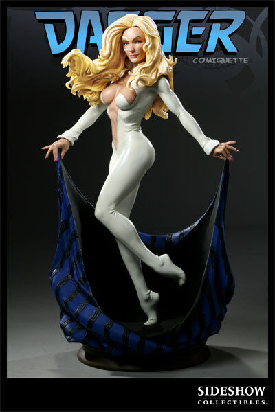 Sideshow - Mark Brooks: Cloak and Dagger Comiquette