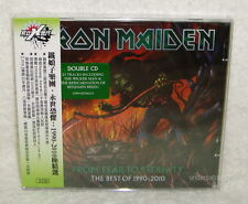 Iron Maiden From Fear To Eternity The Best Taiwan 2-CD w/OBI