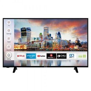 Hanseatic 58H600UDS LED-Fernseher 146cm 58 Zoll UHD 4K Smart TV 1600Hz HDR10 HLG