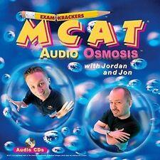 Examkrackers MCAT Audio Osmosis Lectures mp3 12cd Set