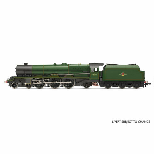 Hornby Loco R3855X BR Era 5 Princess Royal Class 4-6-2 46211 /'Queen Maud/'