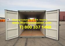 Double Doordd 40 New One Trip Shipping Container In Chicago Il