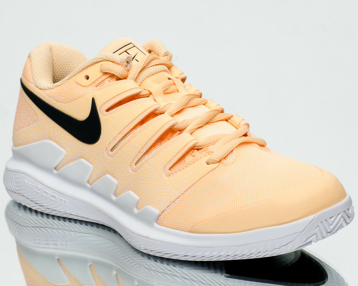 Nike Wmns Air Zoom Vapor X Clay Femme Tangerine Tint Anthracite AA8025-801
