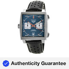 New Tag Heuer Monaco Chronograph Calibre 11 Men's Watch CAW211P.FC6356