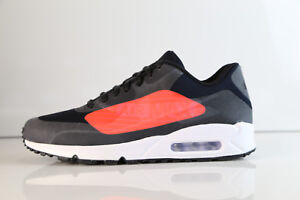 nike air max 90 black ebay logo