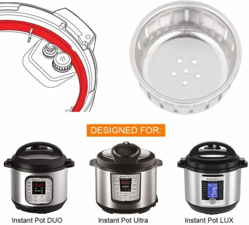 All Instant Pot Multi-Use Cookers x 2 Genuine Instant Pot ANTI BLOCK SHIELD