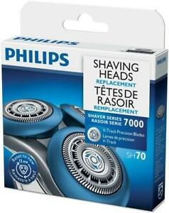 Philips Replacement Shaver Blades for Shaver Series 7000, SH70/53