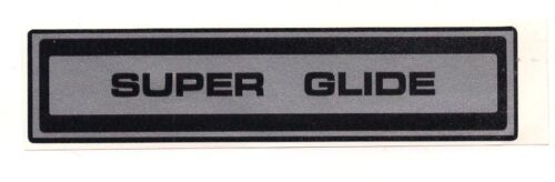AMF Harley FX SUPERGLIDE FORK COVER DECAL 59176-72 1972