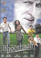 BHOOTHNATH - AMITABH BACHAN - SHAHRUKH KHAN - NEW BOLLYWOOD DVD - FREE UK POST