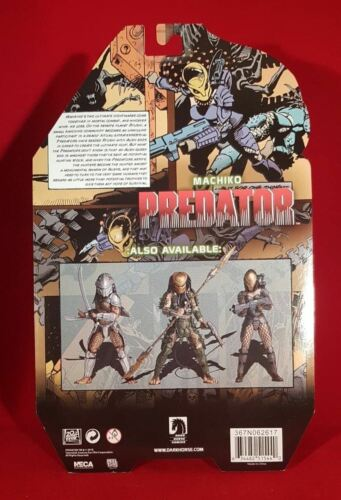 SERIE Predator 18 Machiko Neca Action Figure