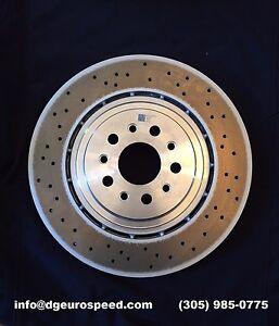 Maserati ghibli rotors