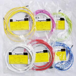 Cable-Bicicleta-Bici-Jagwire-Freno-Shifter-Funda-Engranaje-Juego-Carretera