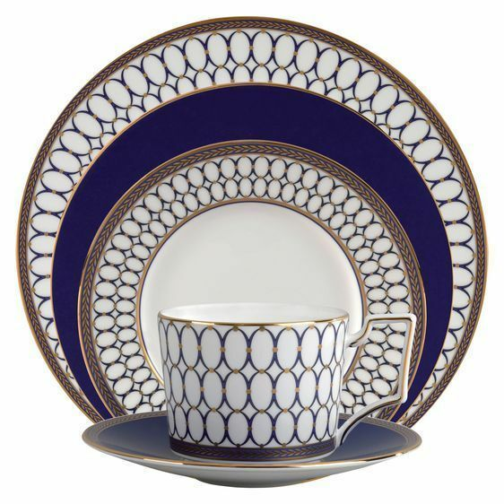 NEW Wedgwood Renaissance or Individual 5-Piece Place Set