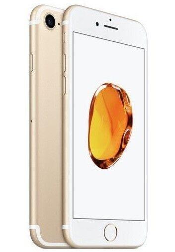 APPLE IPHONE 7 128GB GOLD GRADO A/B + ACCESSORI - RICONDIZIONATO