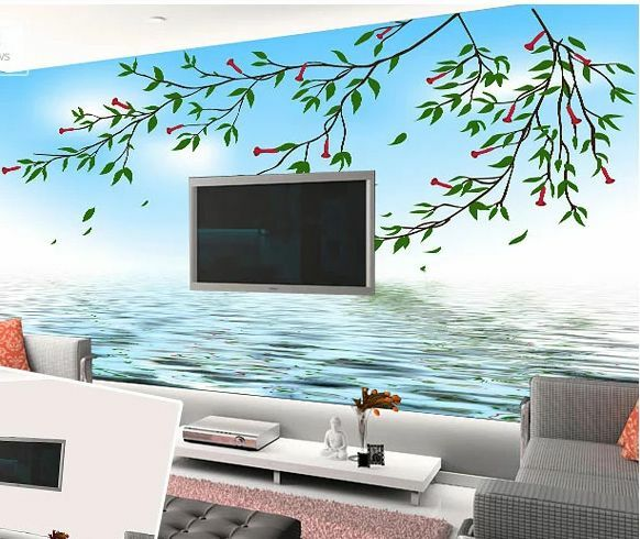 3D Plant Pictures art 0125 Wall Paper Wall Print Decal Wall Deco AJ WALLPAPER