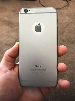 Apple iPhone 6 Plus - 16GB - Space Gray (Factory Unlocked) Smartphone