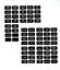 Indexbild 6 - KFZ Sicherungshalter Sicherungskasten 12fach mit Sicherungen LKW Boot Status LED