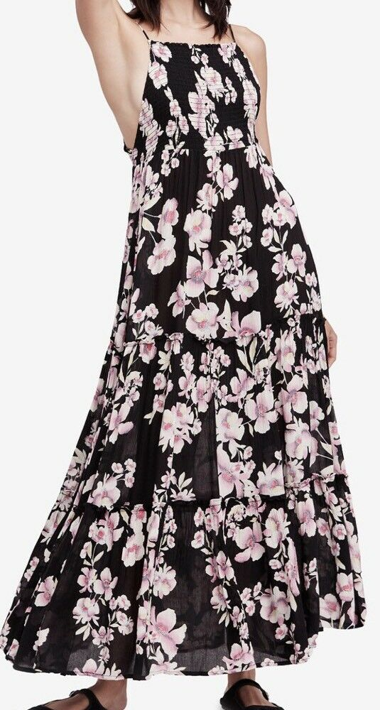 Free People Garden Party Maxi Dress L  Onex
