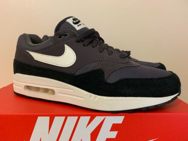 Brand New Nike Air Max 1 Grey / White / Black