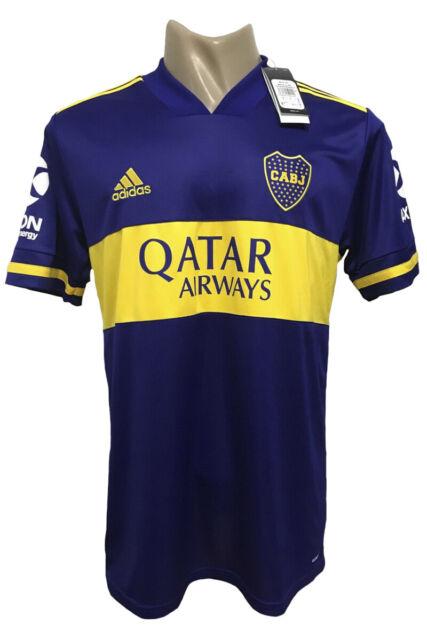 adidas Boca Juniors Home Jersey Men - Size M for sale online   eBay