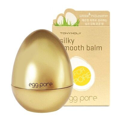 Tonymoly New Egg Pore Silky Smooth Balm 20g / Exclusive primer for pores