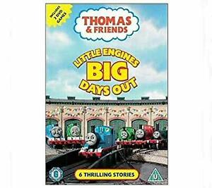 Thomas-The-Tank-Engine-And-Friends-Little-Engines-Big-Day-Out-DVD-Used-G