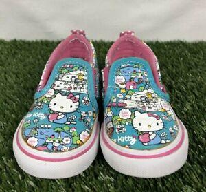 Hello Kitty Vans Skate Shoe Slip On