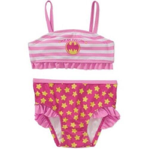 New Disney Princess 1 pc Swimsuit  UPF+50 Tankini 2 pc Avalor Batgirl Girl 3M-4T