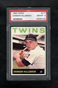 1964-TOPPS-177-HARMON-KILLEBREW-TWINS-PSA-8-NM-MT-SHARP-CARD