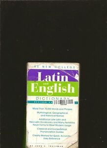 The-Bantam-New-College-Latin-English-Dictionary