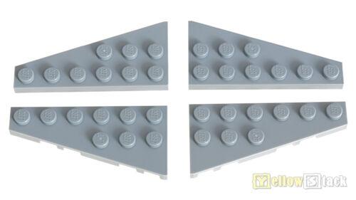 54384 6x3 Flügel-Platten-Paar neu-hellgrau NEU 2x LEGO® 54383