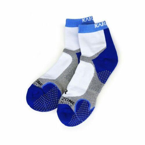 Karakal Pro Strike Zone Quad Densité Socquettes Divers Couleurs Et Tailles