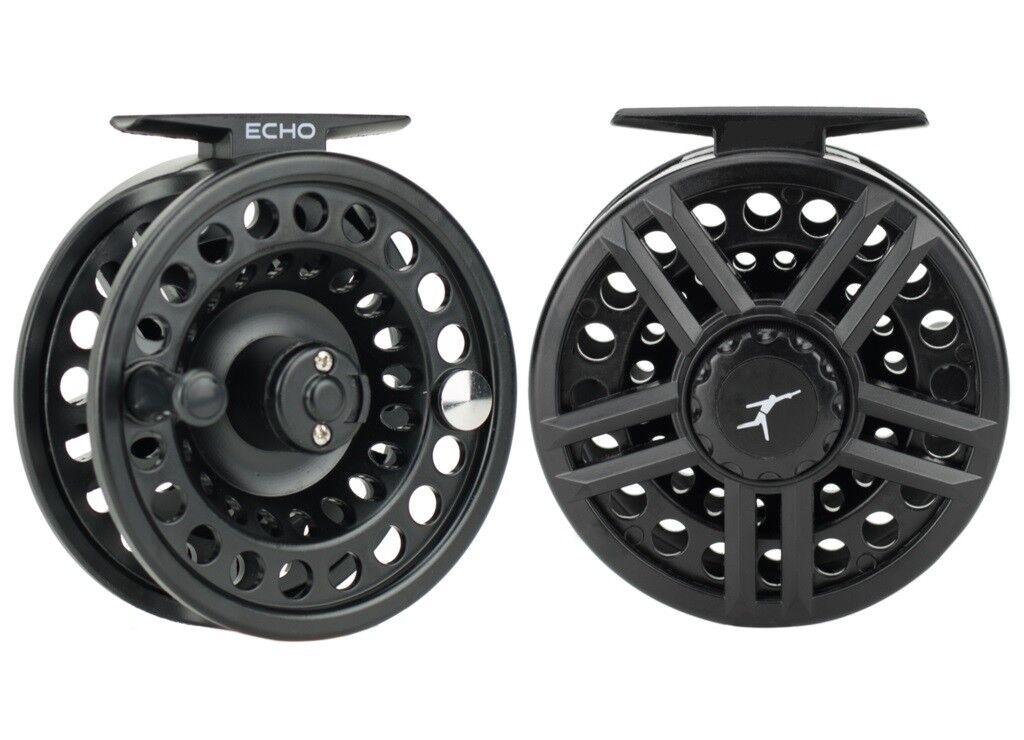 Echo Base Fly Reel - Size 2 3 - NEW