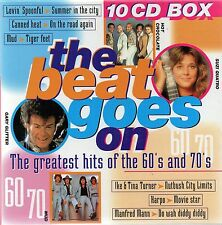 Various Artists - The Beat Goes On-The Greatest Hits of the 60's and 70's (1998)