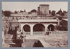 PHOTO ancienne 190713 - ITALIE - ROME - amphore ruines antiques