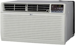 Lg lt1233cnr 12 000 btu 220v thru the wall a c remote for 12000 btu window air conditioner 220v