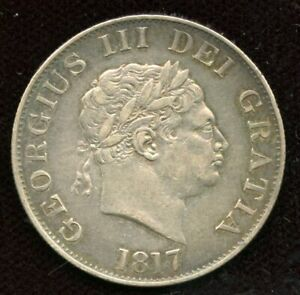 1817-Great-Britain-Half-Crown