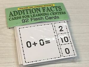 Addition-Facts-Cards-for-Learning-Center-92-Clothes-Pin-Cards-Teaching-supplies