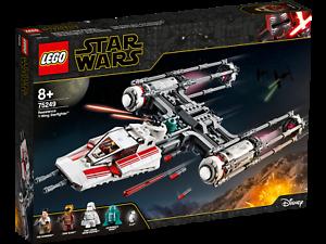 Lego ® Estrella Wars ™ 75249 resistencia y-Wing Estrellafighter ™ nuevo embalaje original _ New misb NRFB