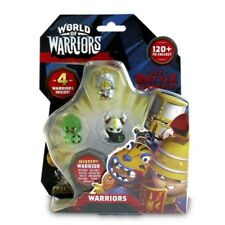 World of Warriors Let Battle Commence Miniture Mega Pack15 Warriors ... a5c22d0511d