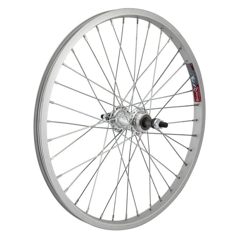 WM Wheel  Rear 20x1.75 406x19 Aly Sl 36 Aly Fw 5 6 7sp Sl 135mm 14gucp