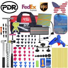 Paintless Dent Repair Kit Car Dent Puller Lifterslide Hammeled Board Pdr Tools