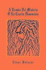 A Través Del Misterio O la Cuarta Dimensión by César Salazar (2009, Paperback)