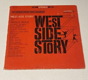 West Side Story Original Soundtrack Vinyl Lp OS 2070 Record Broadway