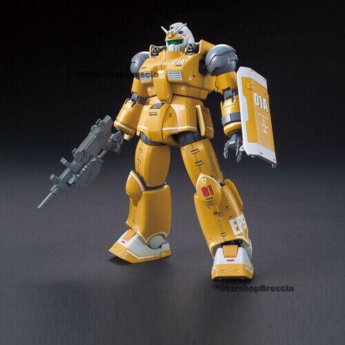 Gundam - 1/144 RCX-76-01 Guncannon Mobility Firepower Test Model Kit Hggo Bandai