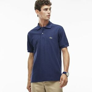 30ae5fdba4 Image is loading Lacoste-Shirt-Chine-PiquA-Polo-Philippines-Blue-Chine-